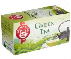 Zelený čaj Teekanne - 20 sáčků