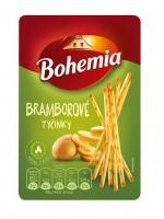 Tyčinky Bohemia - bramborové, 85 g