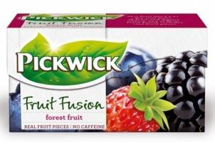Ovocný čaj Pickwick Fruit Fusion - lesní ovoce, 20 sáčků