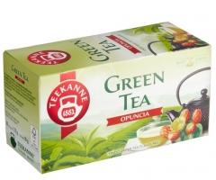 Zelený čaj Teekanne - opuncia, 20 sáčků