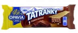 Tatranky Opavia - čokoládové, 47 g