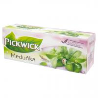 Bylinný čaj Pickwick - meduňka, 20 sáčků