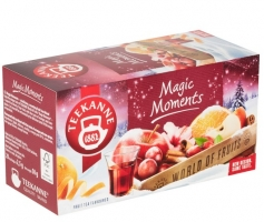 Ovocný čaj Teekanne - magic moments, 20 sáčků
