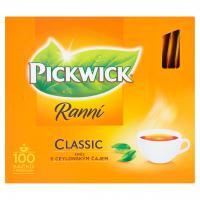 Černý čaj Pickwick - ranní, 100 ks