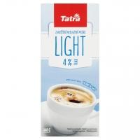 Zahuštěné mléko Tatra Light - neslazené, 4 %, 340 g