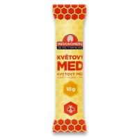 Květový med - porcovaný, 60x10 g