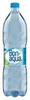 Neperlivá voda Bonaqua - PET, 1,5 l, 6 ks