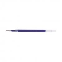 Náplň do gelového rolleru Deli EQ25132 - 0,5 mm, modrá - DOPRODEJ