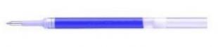 Náplň do gelového rolleru Pentel BL57/BLN75/Hyper G - LR7, 0,5 mm, plastová, černá