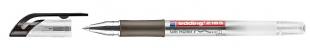 Gelový Edding Roller 2185 - 0,7 mm, černý