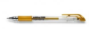 Gelový Edding Roller 2185 - 0,7 mm, zlatý