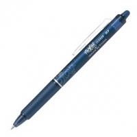 Přepisovatelný roller Pilot Frixion Clicker 07 - 0,35 mm, plastový, modročerný