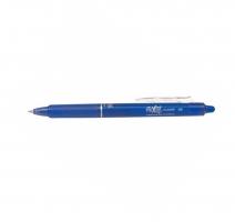 Přepisovatelný roller Pilot Frixion Clicker 05 - 0,5 mm, plastový, modrý
