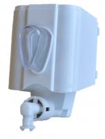 Náhradní pumpa s nádrží pro dávkovač tekutého mýdla Cormen - 500 ml