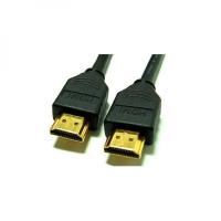 Kabel HDMI M High Speed - 1 m, černý