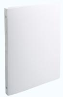Čtyřkroužkový pořadač A4 Exacompta - hřbet 2 cm, plastový, bílý