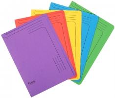 Zakládací obal Exacompta Forever L  - A4, mix barev, 5 ks