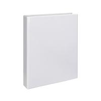 Čtyřkroužkový katalogový vazač A4 Personal D30 - hřbet 5 cm, tvrdý plast, bílý