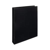 Čtyřkroužkový katalogový vazač A4 Personal D30 - hřbet 5 cm, tvrdý plast, černý