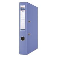 Pákový pořadač A4 Donau Master - 5 cm, poloplastový, modrý