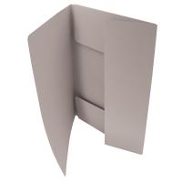 Odkládací mapa Classic - A4, 3 klopy, šedá