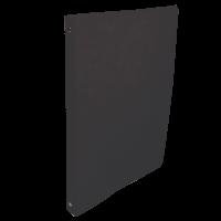 Čtyřkroužkové desky A4 - hřbet 2,5 cm, prešpán, černé
