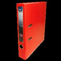 Pákový pořadač A4 KV5R Magic Colours - 5 cm, lesklé lamino, červený
