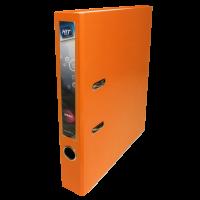 Pákový pořadač A4 KV5R Magic Colours - 5 cm, lesklé lamino, oranžový