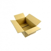 Kartonová krabice - 200x200x100 mm, třívrstvá