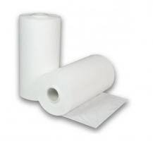 Strojní fixační fólie - 50 cm, 23 my, bílá, průtažnost 150 %, cca 17 kg