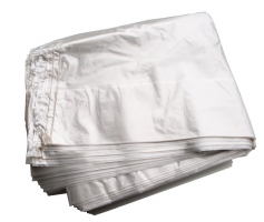 Pytel na odpad LDPE - volně ložený, 60x120 cm, 200 my, transparetní, 25 ks