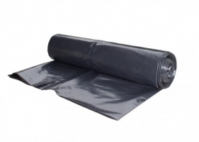 Pytel na odpad LDPE 120 l - 70x110 cm, 60 my, černý, 20 ks