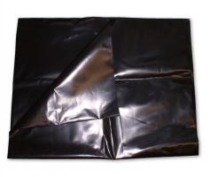Pytel na odpad LDPE - volně ložený, 60x120 cm, 200 my, černý, 25 ks
