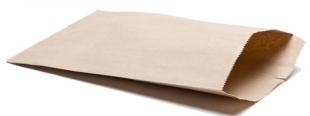 Kupecký sáček 2 kg - hnědý, 15 kg