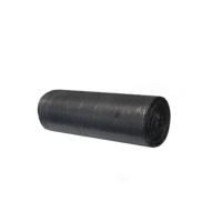 Zatahovací sáček do koše 60 l - 60x80 cm, 40 my, černý, 10 ks