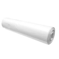 Pytel na odpad LDPE 120 l - 70x110 cm, 80 my, transparentní, 15 ks