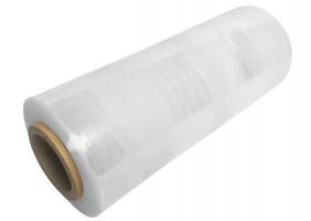 Fixační fólie - 25 cm, 23 my, transparentní, 1 kg