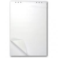 Blok do flipchartu - 68x99 cm, čistý, 20 listů