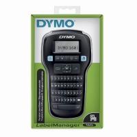 Tiskárna samolepicích štítků Dymo LabelManager 160 - černá