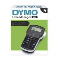 Tiskárna samolepicích štítků Dymo LabelManager 280 - černo-bílá