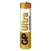 Alkalické baterie GP Ultra 1,5 V - mikrotužka, LR03, typ AAA, 2 ks