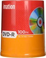 DVD-R Imation 4,7 GB - 16x, potisknutelné, cake box, 100-pack - DOPRODEJ