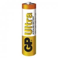 Alkalické baterie GP Ultra 1,5 V - tužka, LR6, typ AA, 2 ks