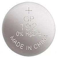 Alkalická knoflíková baterie GP 1,5 V - 7,9x3,6 mm, LR41, typ 192F, 1 ks