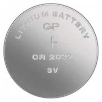 Lithiová knoflíková baterie GP 3 V - 20x3,2 mm, CR2032, 1 ks