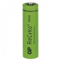 Nabíjecí baterie GP ReCyko+ 1000 1,2 V - mikrotužka, HR03, typ AAA, 2 ks - DOPRODEJ
