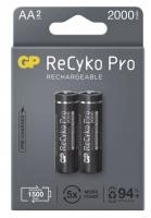 Nabíjecí baterie GP ReCyko Pro Professional 1,2 V - tužka, HR6, typ AA, 2 ks
