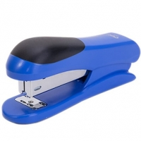Sešívačka Deli E0305 - 25 listů, kov/plast, modrá