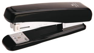 Sešívačka Kangaro Klasik HS-45P - 30 listů, kov/plast, černá