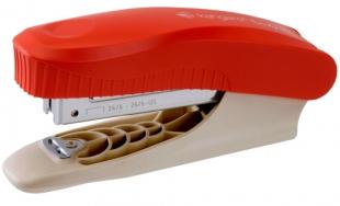 Sešívačka Kangaro Trendy 35 - 25 listů, kov/plast, červená